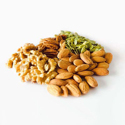 Nutrition Facts - Nuts & Seeds