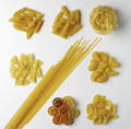 Nutrition Facts - Pasta, Rice & Noodles