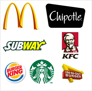 Nutrition Facts - Popular Chain Restaurants