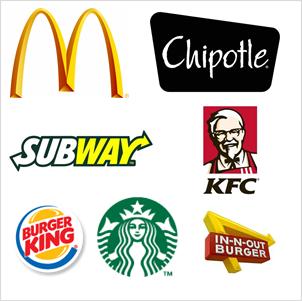 Nutrition Facts - Popular Chain Restaurants