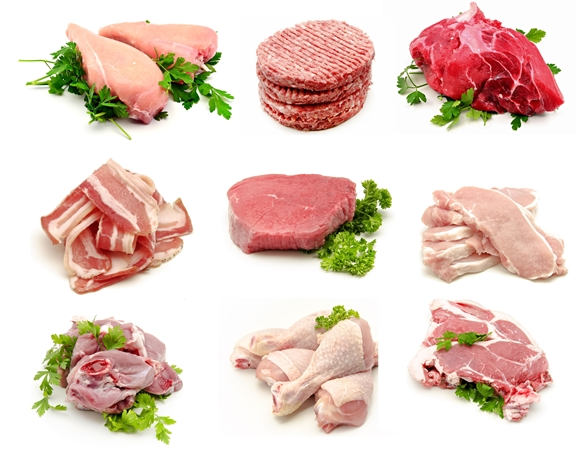 Food Group - Meats and Poultry