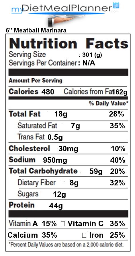 Calories in Sheetz Meatball sub white bread provolone calories in sheetz meatball sub
